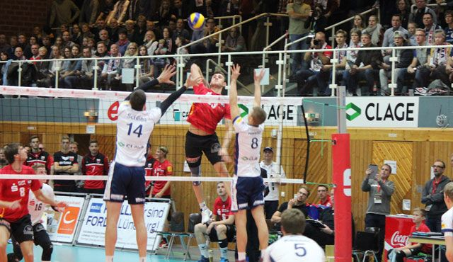 TVR verliert in Lüneburg 3:1 - Foto: Detlef Gottwald