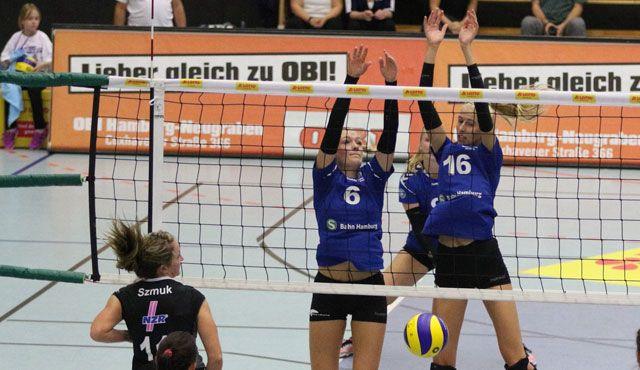 Der Zweitliga-Meister kommt in die CU Arena - Foto: VTH Lehmann