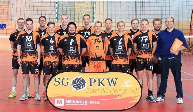Spielgemeinschaft Prieros/Netzhoppers unterliegt starken Teams - Foto: Lisa Hörcher