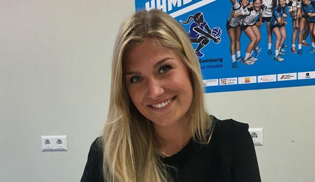 Nina Braack bleibt dem Volleyball-Team Hamburg treu - Foto: privat