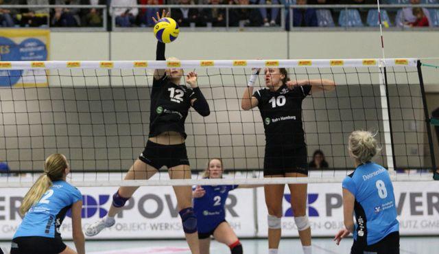 Volleyball-Team Hamburg gewinnt viertes Spiel in Folge - Foto: VTH/Lehmann
