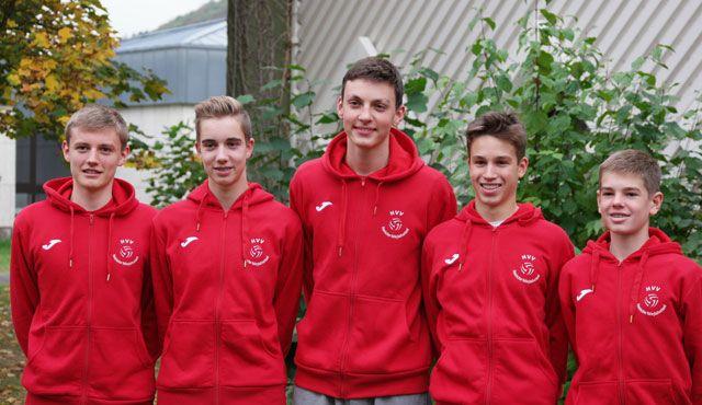 Krifteler Jungs erfolgreich beim Bundespokal Süd 2016 - Foto: Johannes Thiel
