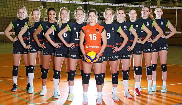 Fünf Spielerinnen verlassen auf jeden Fall die Ladies in Black Aachen  - Foto: Ladies in Black Aachen // Andreas Steindl
