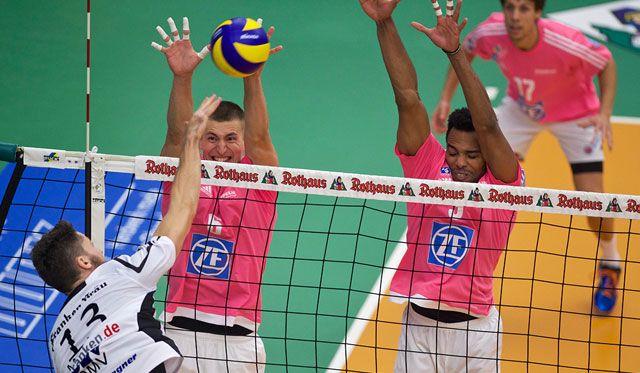 Auch in pink klappt´s mit dem Sieg - Foto: Günter Kram