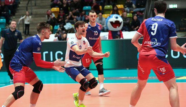 Mit der Entscheidungsfreude kommt der Erfolg - Foto: United Volleys/Gregor Biskup