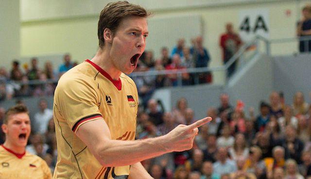 Jochen Schöps wird ein United - Foto: Conny Kurth/DVV