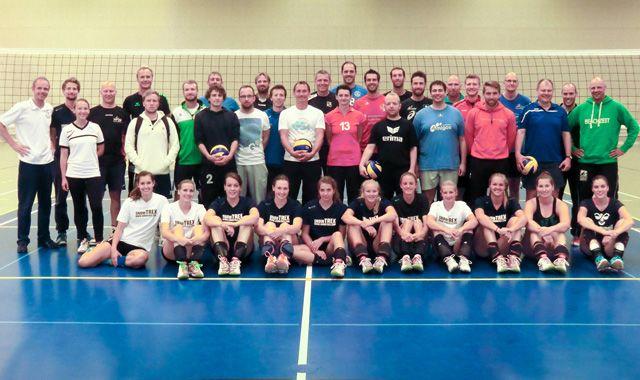 DSHS SnowTrex Köln fungiert als Ausbildungsteam bei A-Trainer-Ausbildung - Foto: DSHS Köln