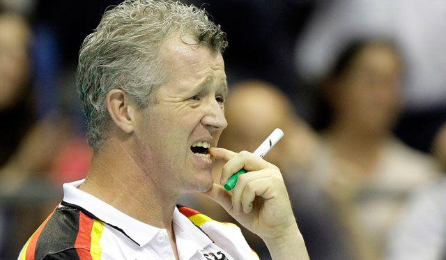 Heynen wird Trainer beim VfB - Foto: CEV