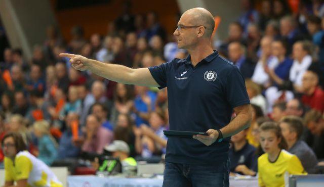 Dirk Groß für Stuttgart-Spiel gesperrt – Christian Sossenheimer übernimmt am Sonntag - Foto: Detlef Gottwald