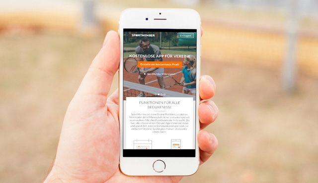 Die App für Trainer - Organisation leicht gemacht - Foto: MokDrop