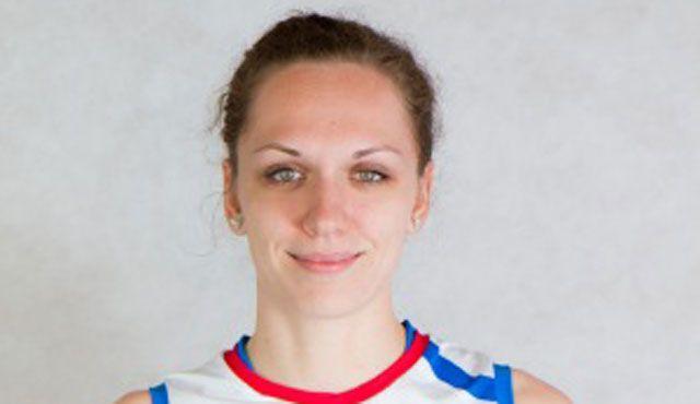 Veronika Hrončeková soll Suhls Block schließen - Foto: VfB 91 Suhl
