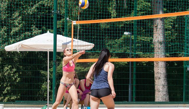 Das größte Partyevent für Volleyballer in Nordrhein-Westfalen  - Foto: Jan Stevonk auf Pixabay