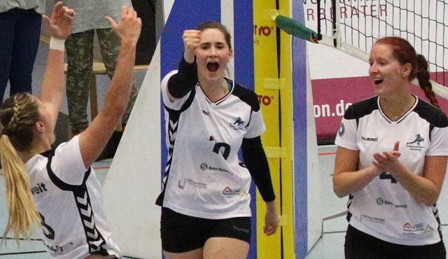 Volleyball-Team Hamburg erhält Lizenz für die zweite Bundesliga - Foto: VTH/Lehmann
