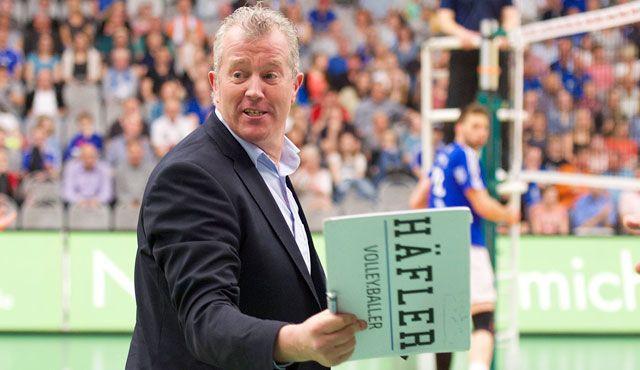 """Heynen: """"Das ist ein gutes Zeichen für die Liga"""" - Foto: Günter Kram"""