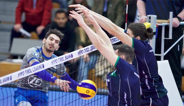 VfB verliert Volleyballkrimi in Haching - Foto: Günter Kram