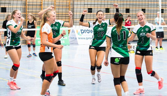 Hochklassig besetzter AOK-CUP  - Foto: proWIN Volleys TV Holz