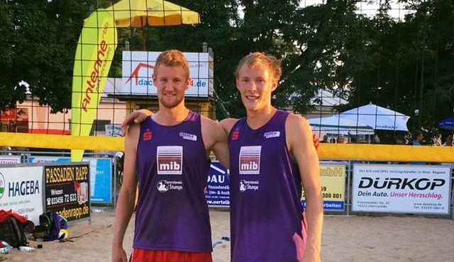 TC Beachteam wieder in den deutschen TOP TEN - Foto: Kurt Meyer-Bergmann