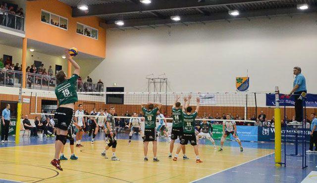 Der Spielplan steht: So spielen die Netzhoppers in der Volleyball Bundesliga - Foto: Dagmar Jaschen
