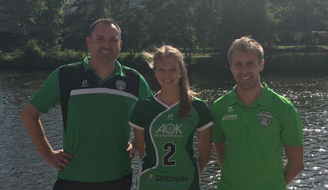 Katharina von Oetinger wird fester Bestandteil des 3. Liga-Teams - Foto: proWIN Volleys TV Holz