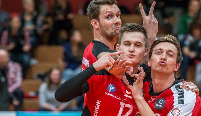 Kommen die nächsten Unkalkulierbaren? - Foto: Oshino Volleys Eltmann