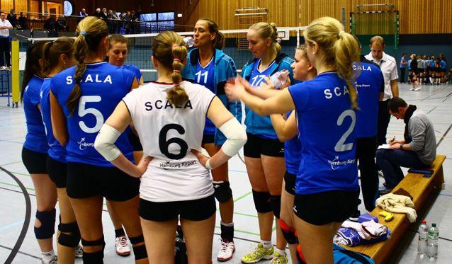 SCALA 1: In Schwerin gegen den SSC 3 - Foto: Jan Meier
