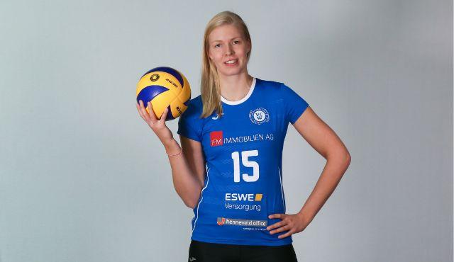 VCW verpflichtet neue Mittelblockerin: Finnische Nationalspielerin Laura Pihlajamäki kommt - Foto: Detlef Gottwald