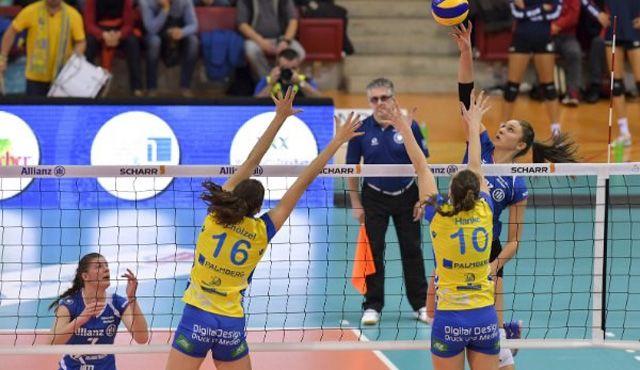 Zwei Sieger stehen im DVV-Pokalfinale - Foto: Tom Bloch (www.tombloch.de)