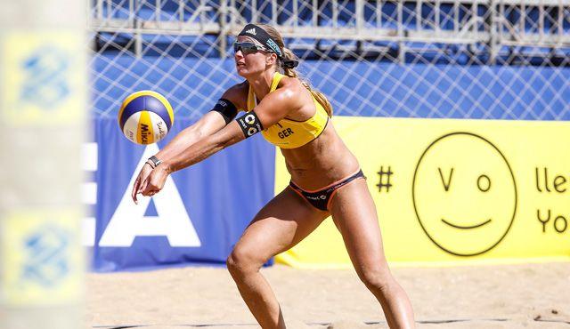 Holtwick/Semmler um Platz drei - Drei fünfte Plätze für DVV-Teams - Foto: FiVB