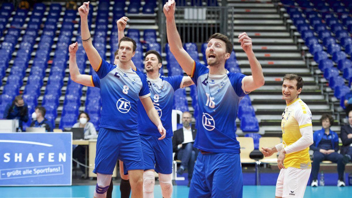 Nicolas Marechal will mit seinem Team ins Finale - Foto: Kram