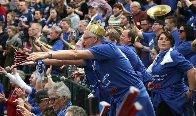 DVV-Pokalfinale 2016: Der Vorverkauf läuft! - Foto: Tom Schulte