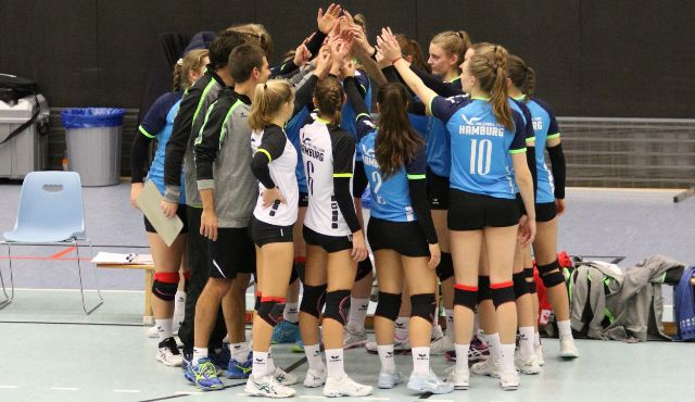 Volleyball-Team Hamburg zu Gast beim BBSC Berlin 2 - Foto: VTH