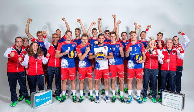 United Volleys -  Saisonvorbereitung und Ticketverkauf gestartet - Foto: United Volleys/Manfred Neumann