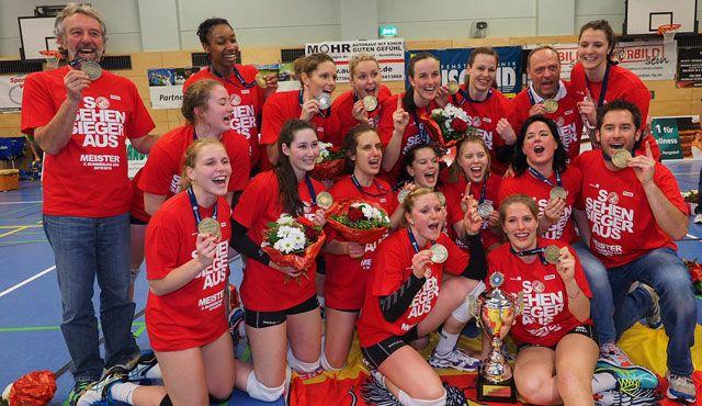 Saisonvorschau 2. Volleyball Bundesliga Nord der Frauen - Foto: Rainer Fritzen