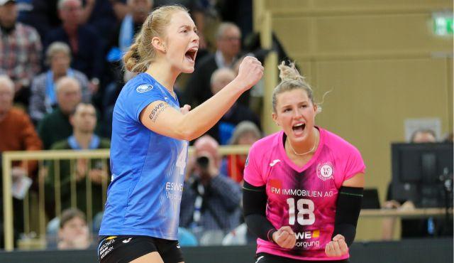 Tanja Großer bleibt dem VCW weiter treu - Foto: Detlef Gottwald