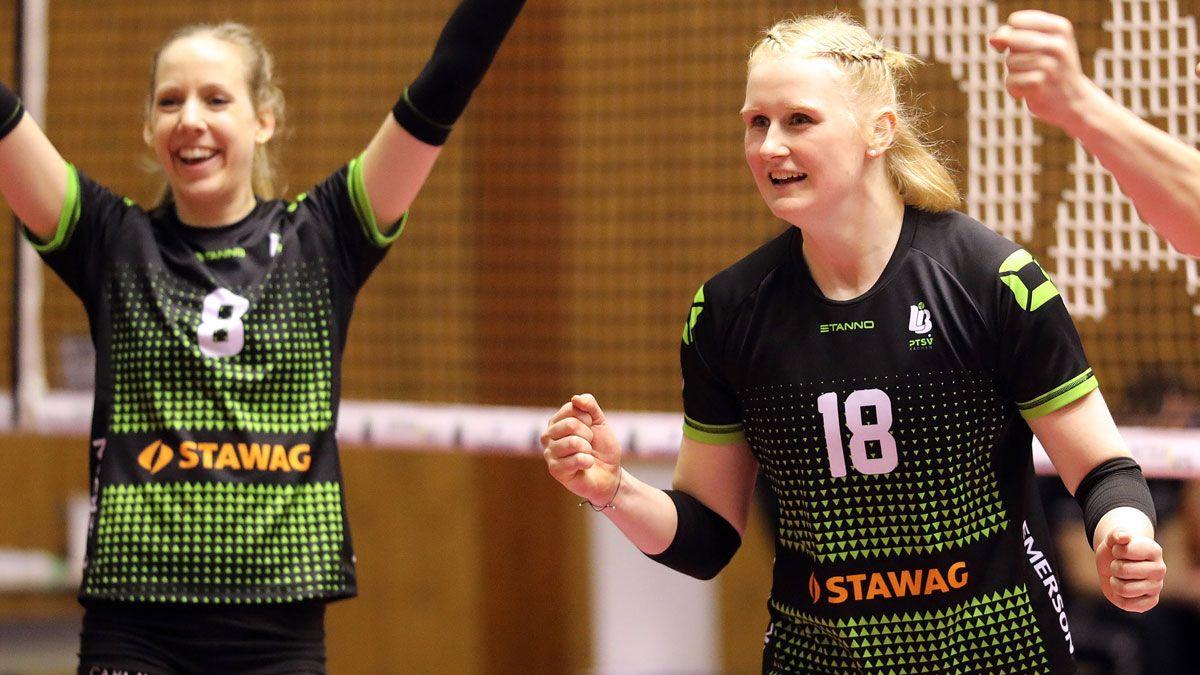 LiB: Schwertmann und Cesar verlängern!  - Foto: Ladies in Black Aachen // Andreas Steindl