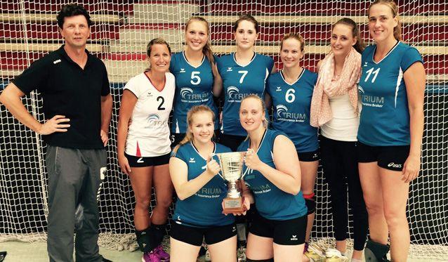 SCALA1 ist Hamburger Pokalsieger 2015! - Foto: SCALA1
