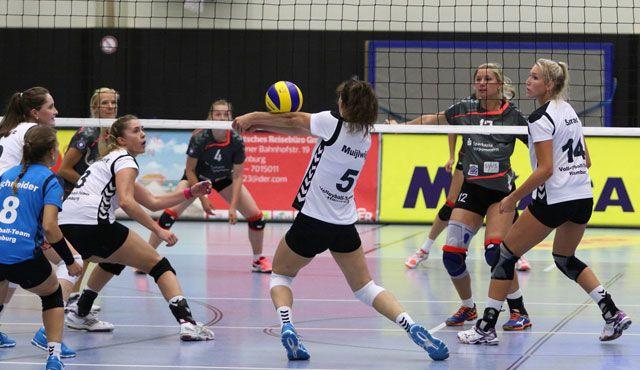 Volleyball-Team Hamburg startet mit Niederlage in die Saison - Foto: Volleyball-Team Hamburg
