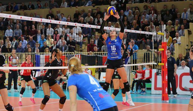 VCW muss im DVV-Pokal-Viertelfinale nach Stuttgart - Foto: Detlef Gottwald