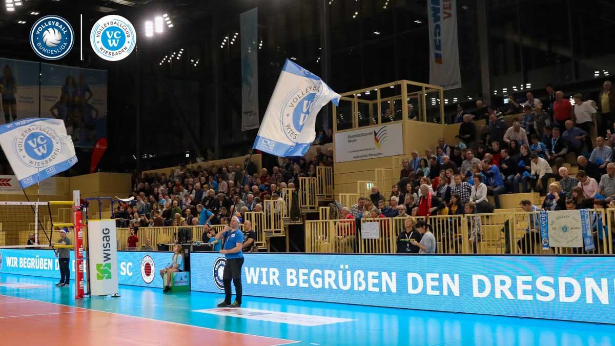 VCW begrüßt zum Saisonauftakt den deutschen Meister aus Dresden - Foto: Detlef Gottwald
