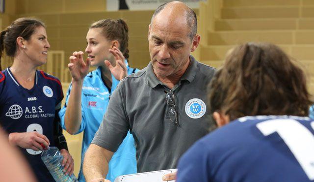 VCW muss sich Sieg gegen VCO erkämpfen - Foto: Detlef Gottwald
