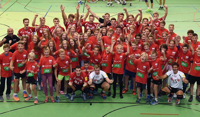 Volleyballcamp des TVR: Eine Premiere und ein Rekord - Foto: Markus Ulmer