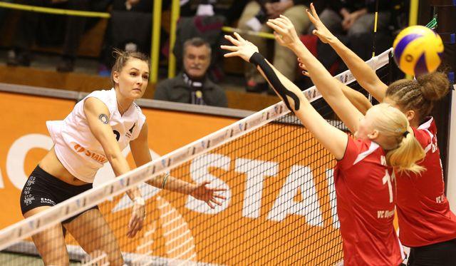 Ladies in Black 3:1 gegen Köpenick und 3:0 gegen VCO Berlin - Foto: Ladies in Black Aachen // Andreas Steindl