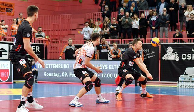 Kessel schmettert BR Volleys zum nächsten Sieg - Foto: Ralph Kunze