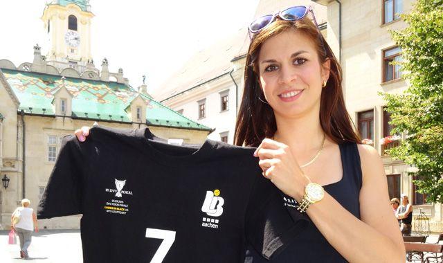 Miroslava Kuciakova wechselt nach Aachen - Foto: Ladies in Black Aachen // Andreas Steindl