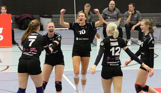 Letztes Heimspiel der Saison für Volleyball-Team Hamburg - Foto: VTH/Lehmann