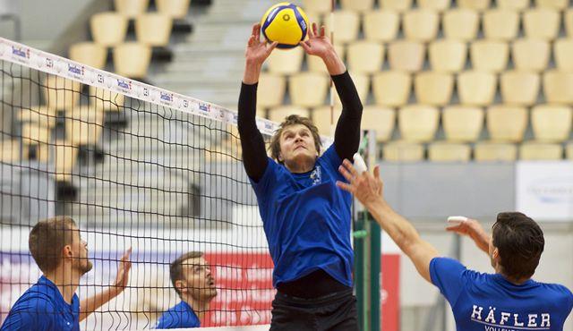 Saisonstart mit Heimspiel gegen Eltmann - Foto: Günter Kram