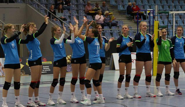 Volleyball-Team Hamburg empfängt den amtierenden Drittligameister - Foto: VT Hamburg/Lehmann