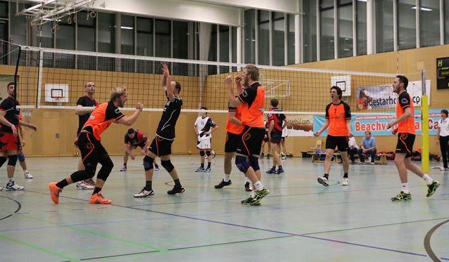 SCF-Volleyballer wollen im Kampf um den Nichtabstieg auch in Friedberg Chance suchen - Foto: SC Freising