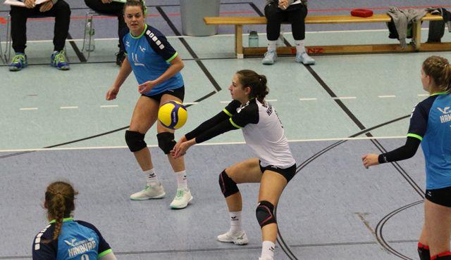 Volleyball-Team Hamburg verpasst Punktgewinn in Kiel - Foto: VTH