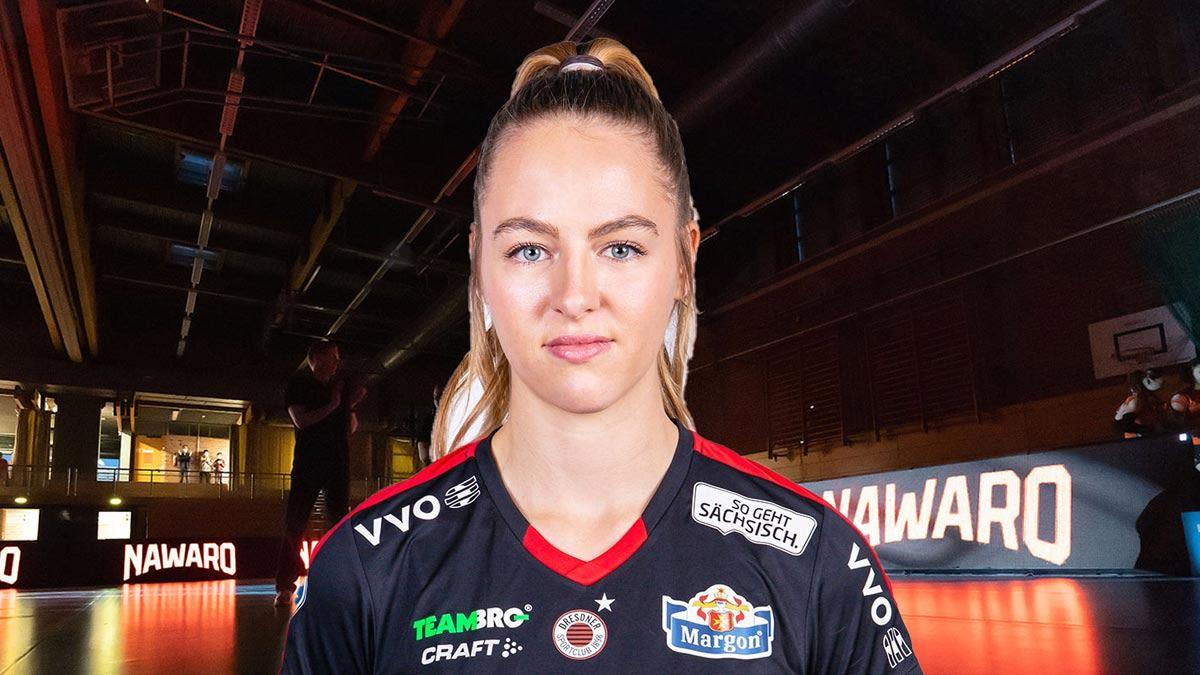 Lina-Marie Lieb will sich in der Bundesliga etablieren - Foto: NawaRo Straubing